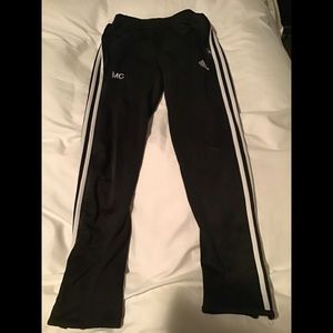 Adidas Trackpants w/ Personalized Initial Monogram